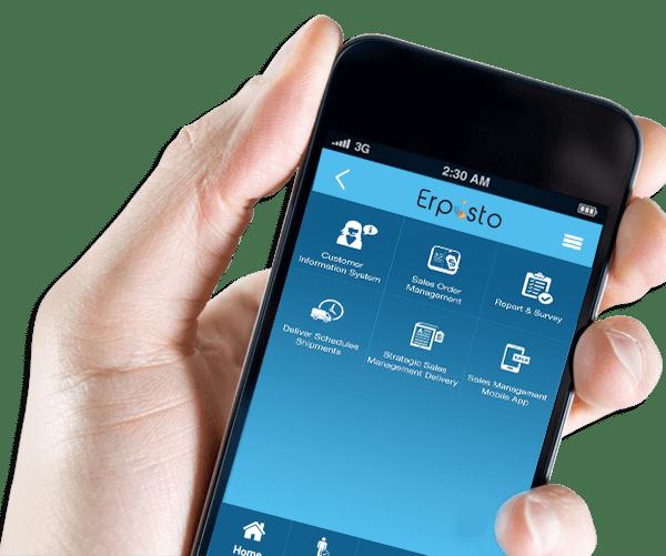 Erpisto Mobile App