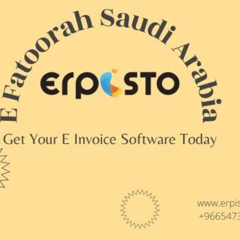 A Quick Overview of E Invoice in Saudi Arabia