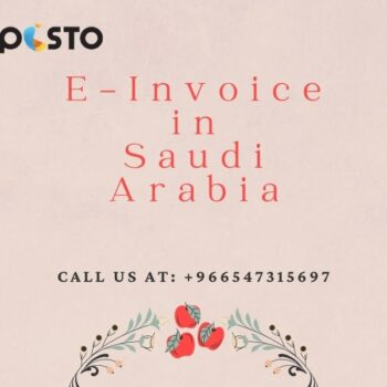 Regulations And Technological Perspective For E-InvoiceinSaudi Arabia