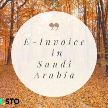 GAZT has Announced the Final Rules for E-InvoiceinSaudi Arabia
