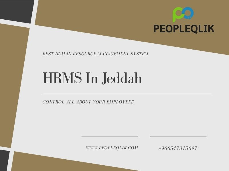 Advantages Of Attendance Management System By HRMS In Jeddah