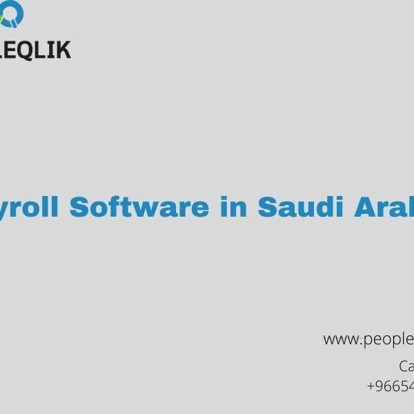 Payroll Software in Saudi Arabia