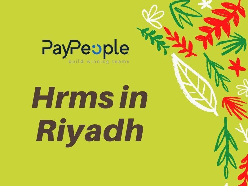Full HR Management Solution for PeopleQlik HRMS in Riyadh
