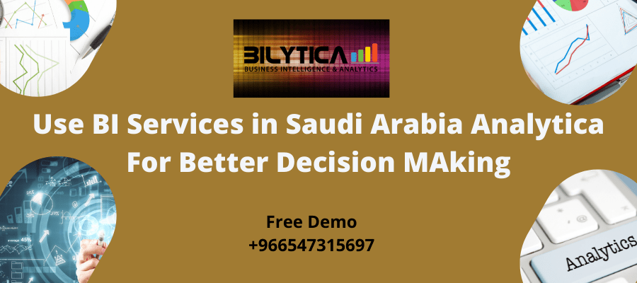 5 Benefits a Company Gets with BI Services in Saudi Arabia On Board