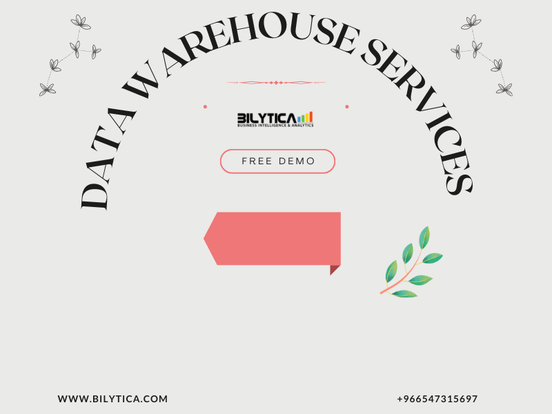 Data Warehouse Services In Saudi Arabia: Better Data Analysis Will Keep You Ahead Of The Competition